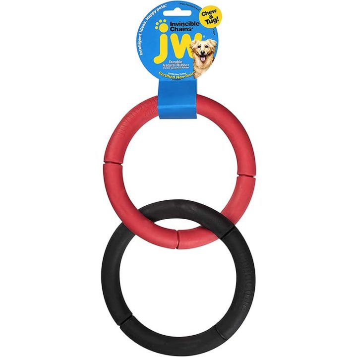JW Invincible Chains Large Double Toy