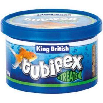 King British Tubifex Treats