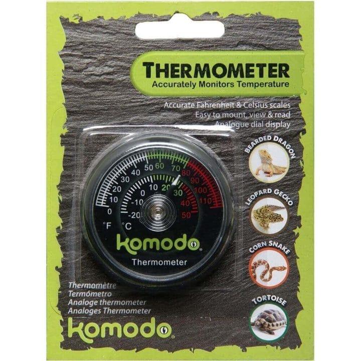 Komodo Analog Thermometer