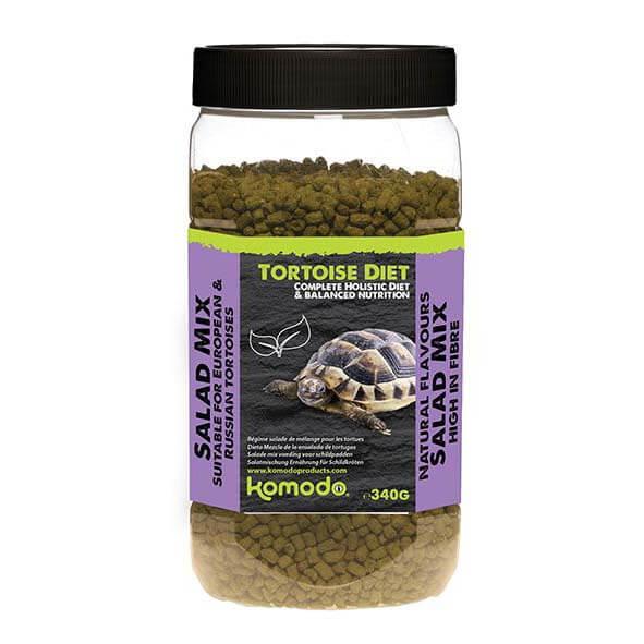 Komodo Salad Mix Flavour Tortoise Diet