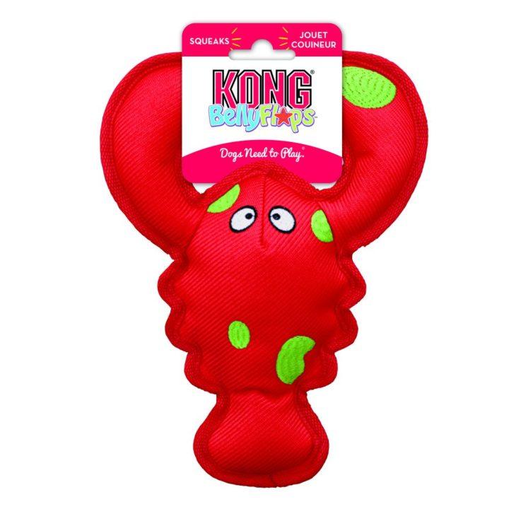 KONG® Belly Flops™ Lobster