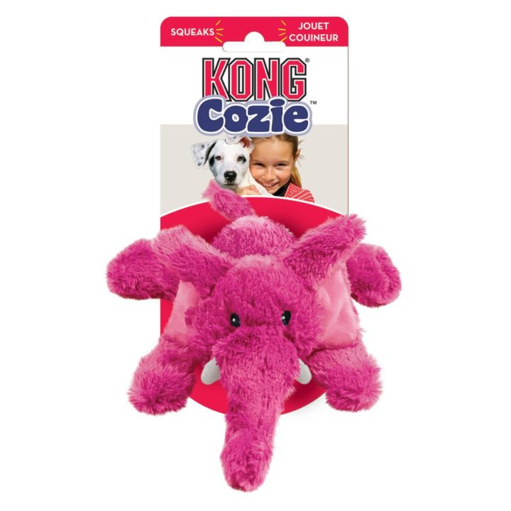 KONG® Cozie Assorted Brights