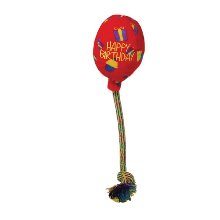 KONG® Occasions Birthday Balloon Red
