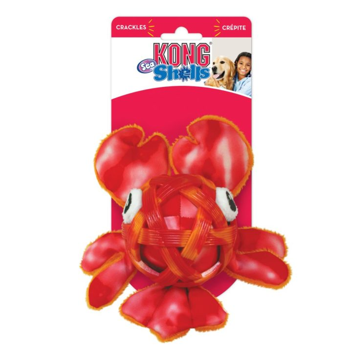 KONG® Sea Shells™ Lobster