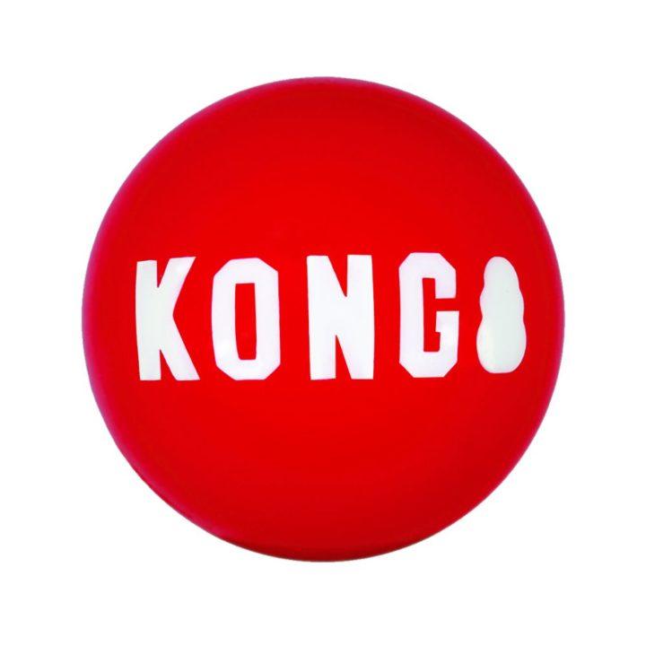 KONG® Signature Balls Twin Pack - 2 Sizes