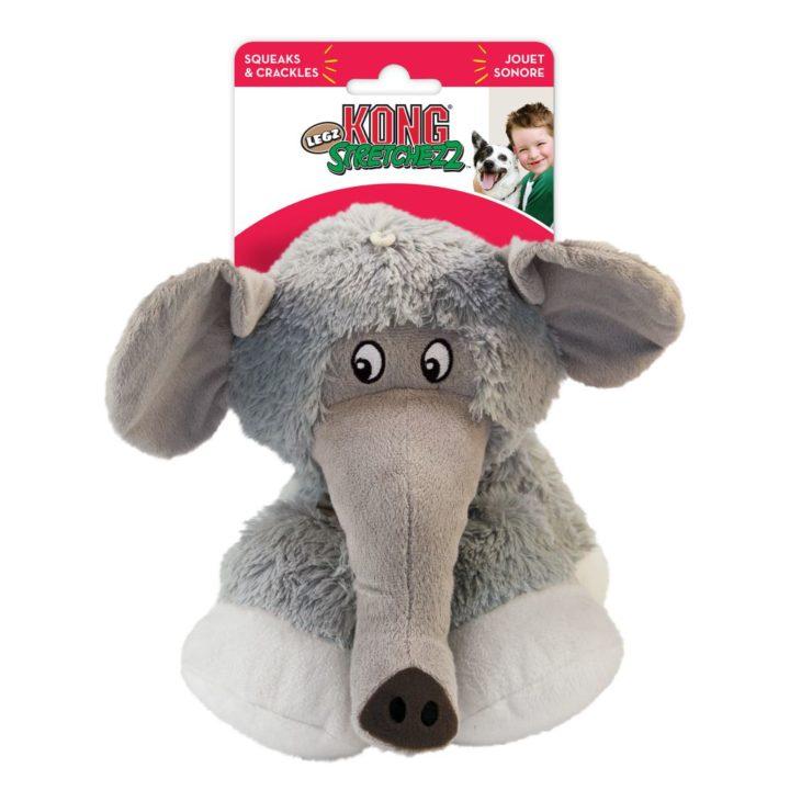 KONG® Stretchezz™ Legz Elephant