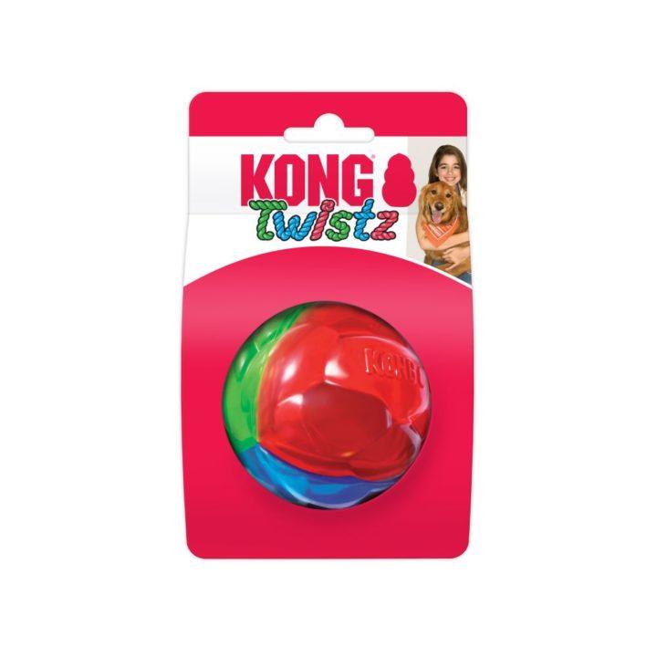 KONG® Twistz Ball - 2 Sizes