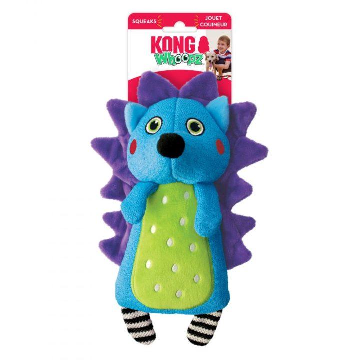 KONG® Whoopz Hedgehog Medium