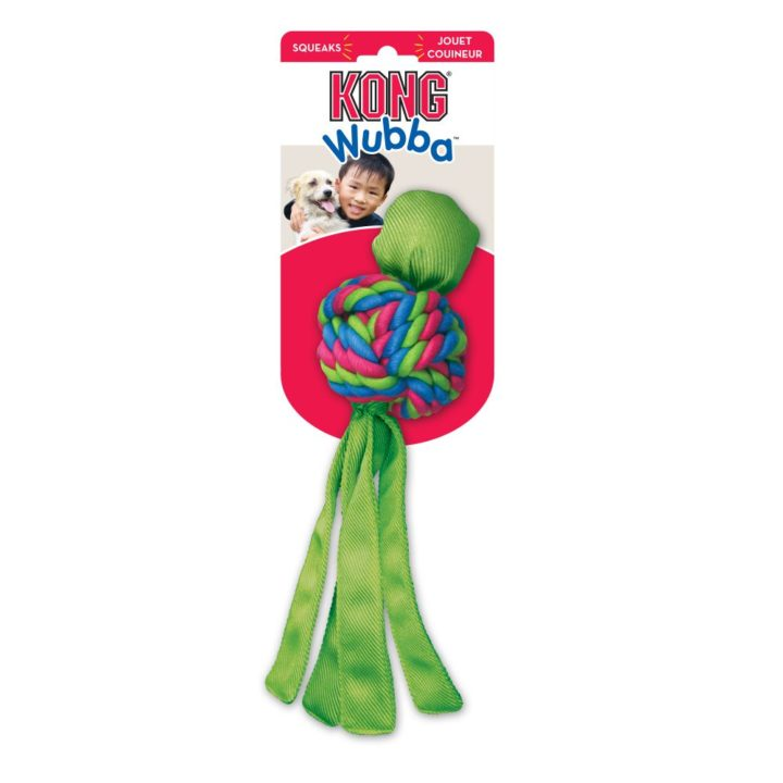 KONG® Wubba™ Weaves - 3 Sizes