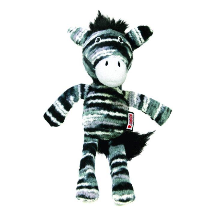 KONG® Yarnimals Zebra