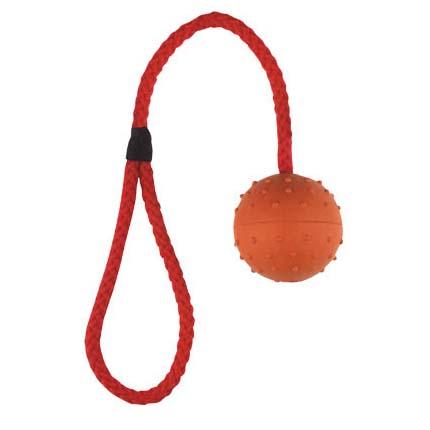 Lazy Bones Ball On Rope - Medium/Large