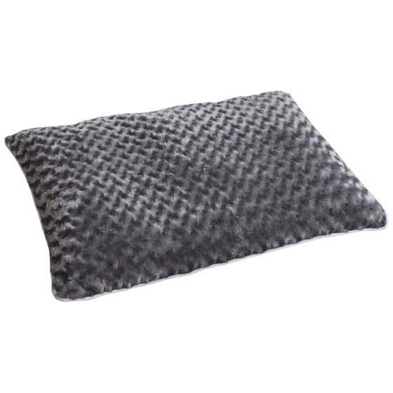 Lazy Bones Fleece Dog Cushion