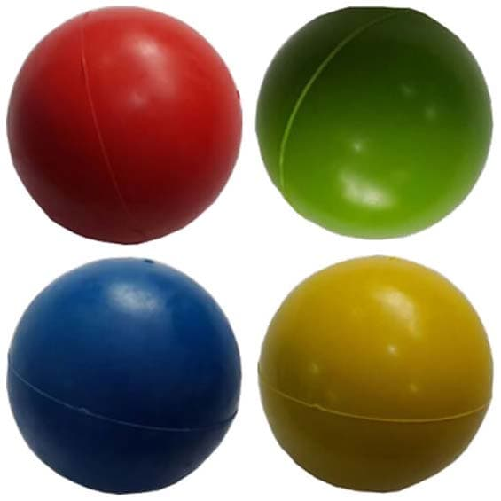 Lazy Bones Rubber Ball