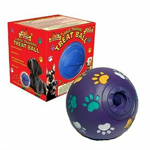 Lazy Bones Dog Treat Ball - Medium/Large