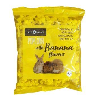 Little Friends Small Animal Popcorn - 3 Flavours