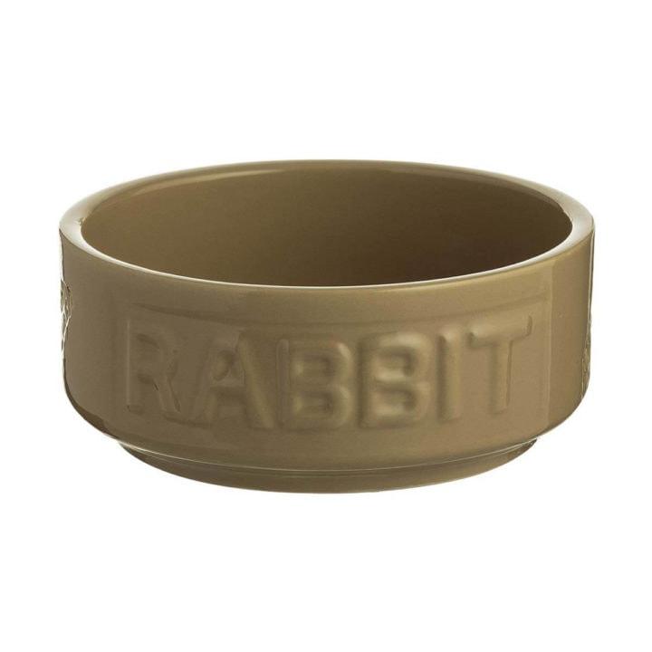 Mason Cash All Cane Lettered Rabbit Bowl