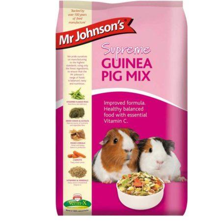 Mr Johnsons Supreme GUINEA PIG MIX