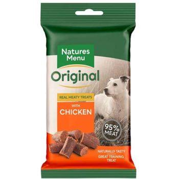 Natures Menu Original Real Meaty Treats