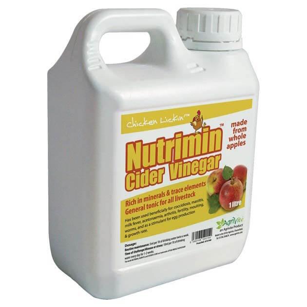 Nutrimin Cider Vinegar