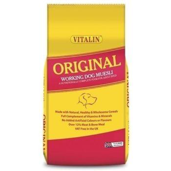 Vitalin Original Working Dog Food