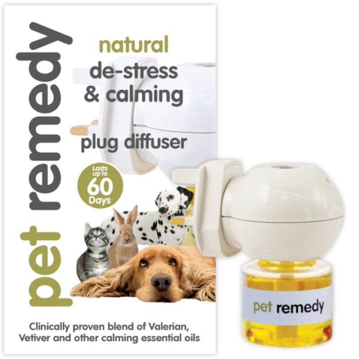Pet Remedy Calming Plug-in Diffuser + Refills