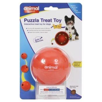 Animal Instincts Puzzla Treat Ball