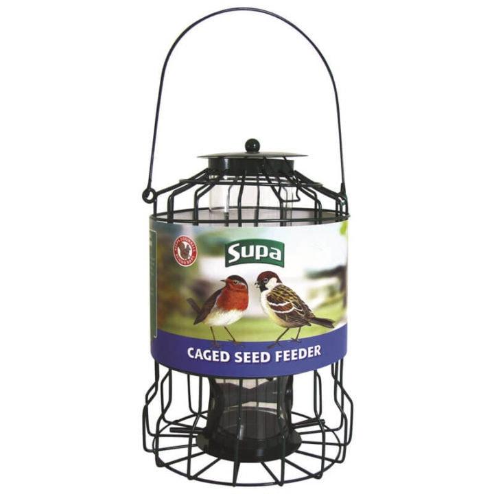 Supa Caged Seed Feeder