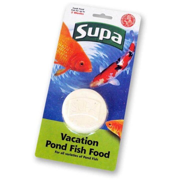 Supa Pond Vacation Fish Food