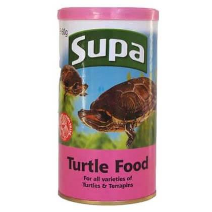 Supa Deluxe Turtle Food
