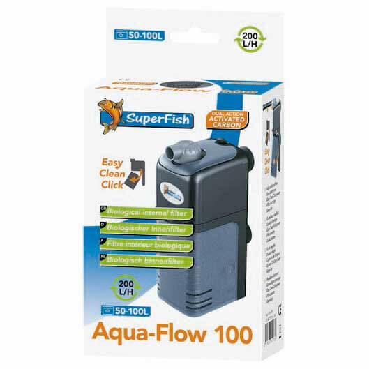 SuperFish Aqua-Flow 100 Filter