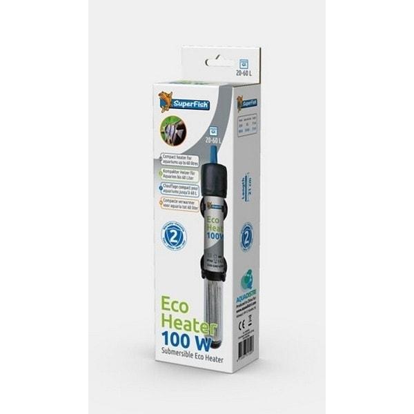 SuperFish Eco Heater 100w/21cm