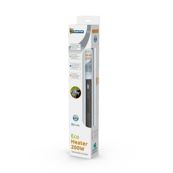 SuperFish Eco Heater 200w/35cm