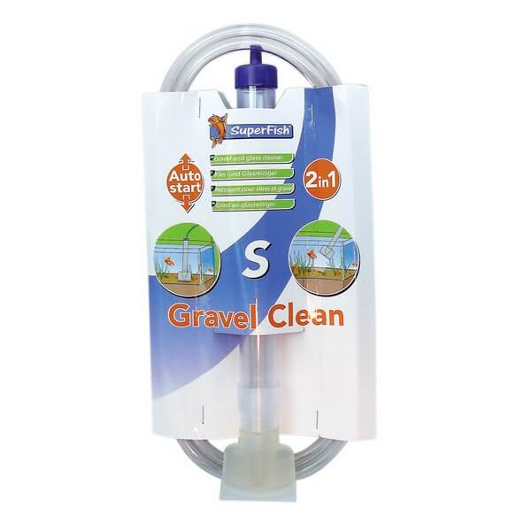SuperFish Gravel Clean