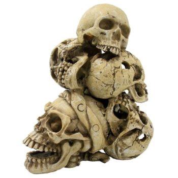 SuperFish Skull Mountain Aquarium Ornament