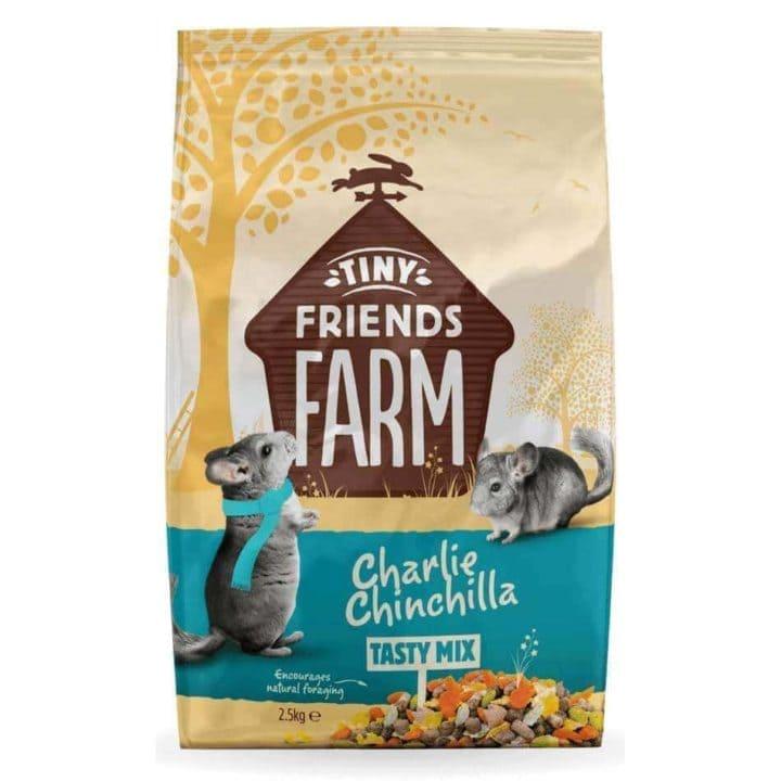 Supreme Charlie Chinchilla Tasty Mix