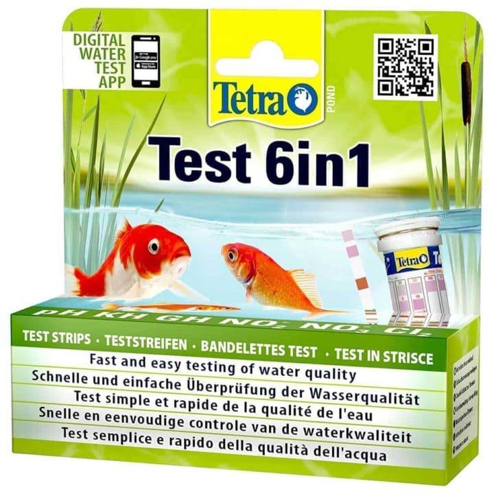 Tetra Pond 6in1 Test Strips