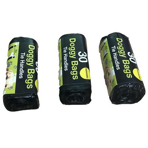 TidyZ Degradable Extra Strong Poop Bag Rolls