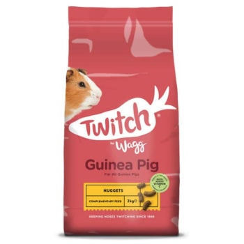 Wagg Twitch Guinea Pig Nuggets