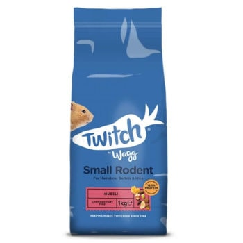 Wagg Twitch Small Rodent Muesli