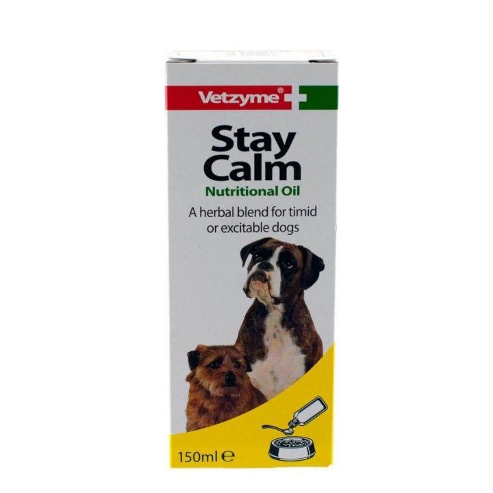 Vetzyme Stay Calm Oil