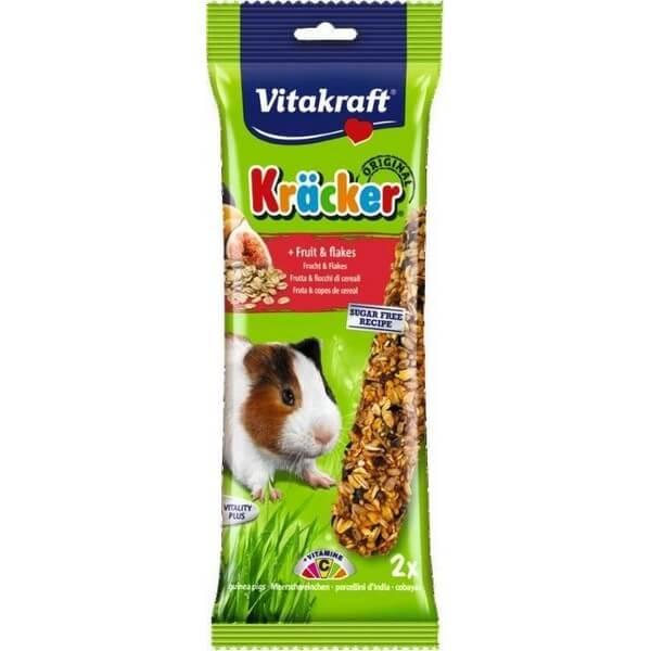 Vitakraft Kracker Fruit Flakes Guinea Pig