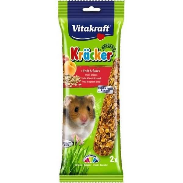 Vitakraft Kracker Fruit Flakes Hamster