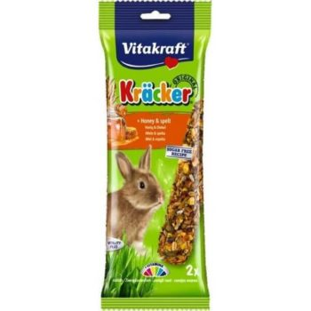 Vitakraft Kracker Rabbit Honey Spelt