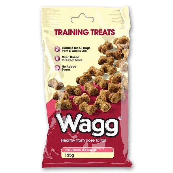 Wagg Training Treats With Chicken and Cheese